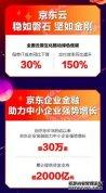 京东618:京东云实现单位订单资源成本同比下降30%