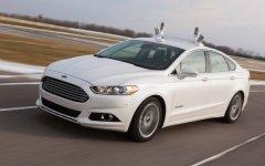"""长得像""""阿丁哥""""的蒙迪欧成福特首款自动驾驶原型车"""