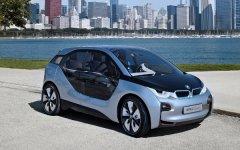 宝马:i3 才是电动车领域的终极驾驶机器